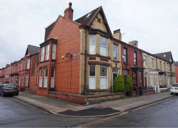 Thumbnail 5 bed end terrace house for sale in Nicander Road, Liverpool