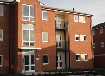 Thumbnail 2 bed flat to rent in Kilndown Close, Kingsnorth, Ashford