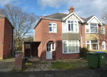 Thumbnail 4 bedroom property to rent in Sirdar Road, Southampton