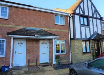 Thumbnail 2 bed terraced house for sale in South Motto, Ashford