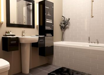 Thumbnail 1 bed flat for sale in Crosby Road North, Liverpool