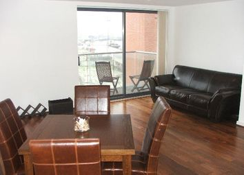 Thumbnail 1 bedroom flat to rent in Neptune Marina, Coprilite Street, Ipswich