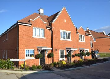 Thumbnail 3 bed terraced house for sale in Swallowtail Grove, Frimley, Camberley