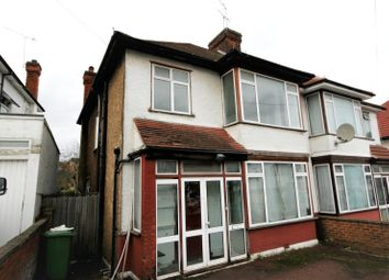 Thumbnail 3 bed detached house for sale in Peter Avenue, London