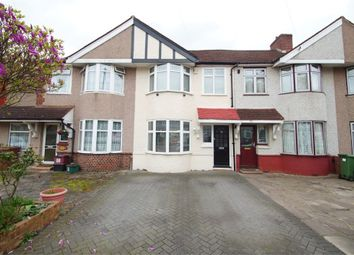 Thumbnail 3 bed terraced house for sale in Beverley Avenue, Sidcup, Kent