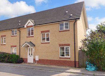 Thumbnail 3 bed end terrace house for sale in Gratwicke Drive, Wick, Littlehampton