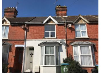 Thumbnail 2 bed terraced house to rent in Linden Road, Littlehampton