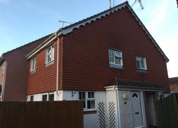 Thumbnail 2 bed end terrace house for sale in Cypress Avenue, Worthing, West Sussex