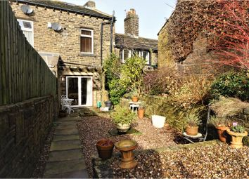Thumbnail 1 bed terraced house for sale in North Street, Haworth