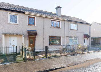 Thumbnail 3 bed terraced house for sale in Glaskhill Terrace, Penicuik, Midlothian