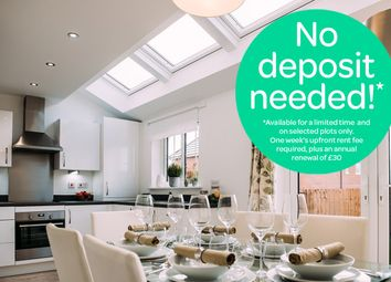 Thumbnail 3 bed terraced house to rent in Tenlands Drive, Prescot, Merseyside