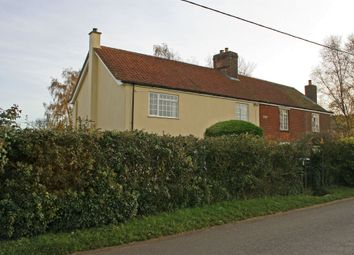 Thumbnail 4 bed property for sale in Bunwell Road, Spooner Row, Wymondham