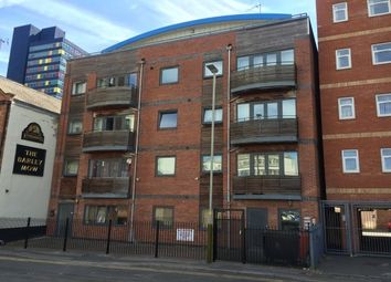 Thumbnail 1 bed flat to rent in Calais Hill, Leicester
