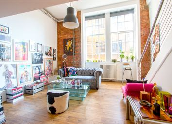 Thumbnail 1 bed flat for sale in Academy Apartments, 236 Dalston Lane, London