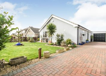 Thumbnail 2 bed detached bungalow for sale in School Lane, Old Somerby, Grantham