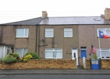 Thumbnail 3 bed terraced house for sale in Barties Town, South Broomhill, Amble, Northumberland