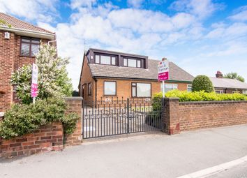 Thumbnail 4 bed semi-detached bungalow for sale in Sandbrook Lane, Moreton, Wirral