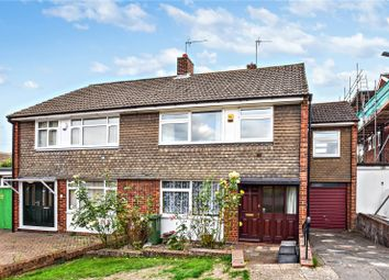 Thumbnail 4 bed semi-detached house for sale in Greenside, Bexley, Kent