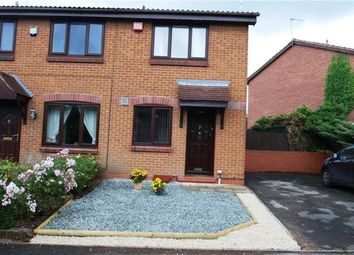 Thumbnail 2 bed property to rent in Heron Drive, Uttoxeter
