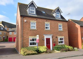 Thumbnail 5 bed detached house for sale in Monarch Drive, Kemsley, Sittingbourne, Kent