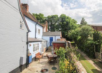 Thumbnail 3 bedroom cottage for sale in Castle Street, Saffron Walden