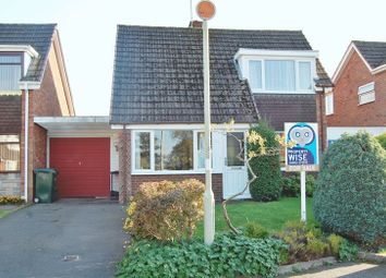 Thumbnail 2 bed property for sale in Brindley Close, Albrighton, Wolverhampton