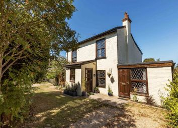 Thumbnail 4 bed detached house for sale in Cemetery Lane, Westbourne, Emsworth