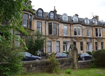 Thumbnail 1 bed flat to rent in 10 Grosvenor Crescent, Dowanhill, Glasgow