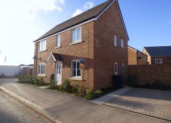 Thumbnail 1 bed flat for sale in Hamlet Grove, Longford, Gloucester