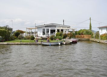 Thumbnail 1 bed detached bungalow for sale in North West Riverbank, Potter Heigham