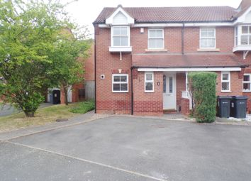 Thumbnail 2 bed end terrace house to rent in Hollingberry Lane, Sutton Coldfield