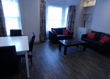 Thumbnail 3 bed flat to rent in Inman Road, London