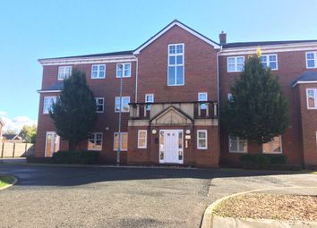 Thumbnail 2 bed flat to rent in Bradgate Close, Warrington