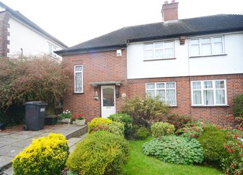 Thumbnail 2 bedroom semi-detached house for sale in Moore Road, London