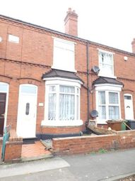 Thumbnail 3 bed terraced house for sale in Victoria Street, Willenhall, West Midlands
