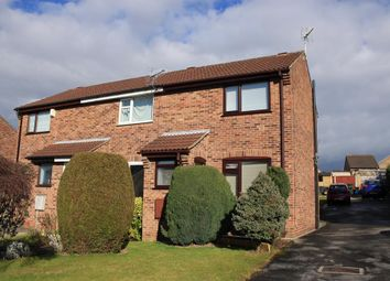 Thumbnail 1 bed end terrace house for sale in Meadow Way, Tadcaster