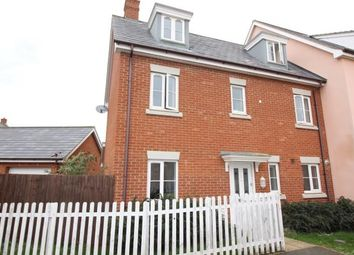 Thumbnail 5 bed semi-detached house for sale in Wymondham, Norfolk