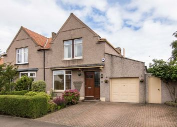 Thumbnail 3 bed semi-detached house for sale in 10 Grierson Avenue, Trinity, Edinburgh