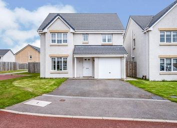 Thumbnail 4 bed detached house to rent in Sandstone Place, Elgin