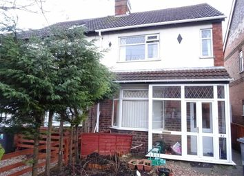 Thumbnail 2 bed semi-detached house for sale in Ashby Road, Hinckley