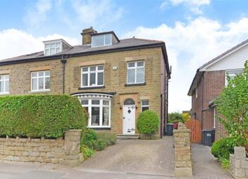 Thumbnail 4 bed semi-detached house for sale in Ringinglow Road, Sheffield, South Yorkshire