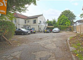 Thumbnail 2 bedroom flat for sale in Britannia Road, Westcliff On Sea, Essex
