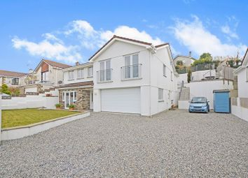Portmellon Park, Mevagissey, St. Austell PL26. 6 bed detached house for sale