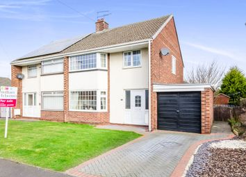 Thumbnail 3 bed semi-detached house for sale in Cookridge Drive, Hatfield, Doncaster