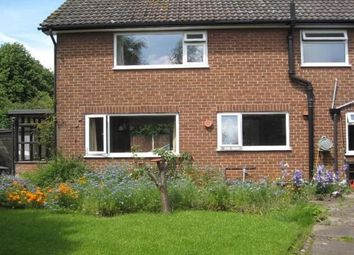 Thumbnail 3 bed detached house to rent in Bancroft Drive, Allestree, Derby