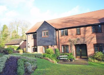 Thumbnail 2 bed flat for sale in Greenhill Road, Farnham