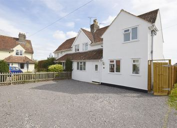 Thumbnail 4 bed semi-detached house for sale in The Square, Temple Cloud, Bristol