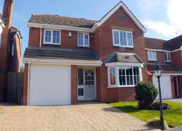 Thumbnail 5 bed detached house for sale in Plovers Way, Blackpool