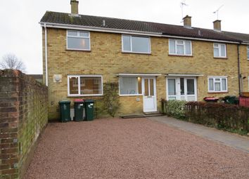 Thumbnail 3 bed end terrace house to rent in Beeches Crescent, Crawley