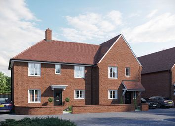 Thumbnail 4 bed semi-detached house for sale in Lamberts Lane, Midhurst